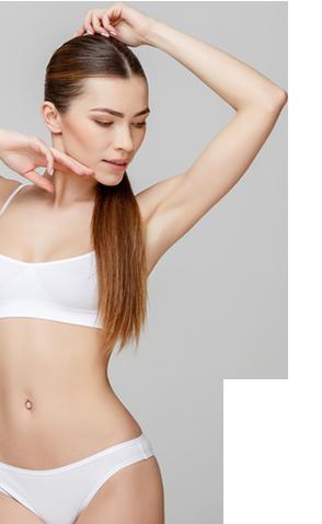modelo liposucción sin cirugía