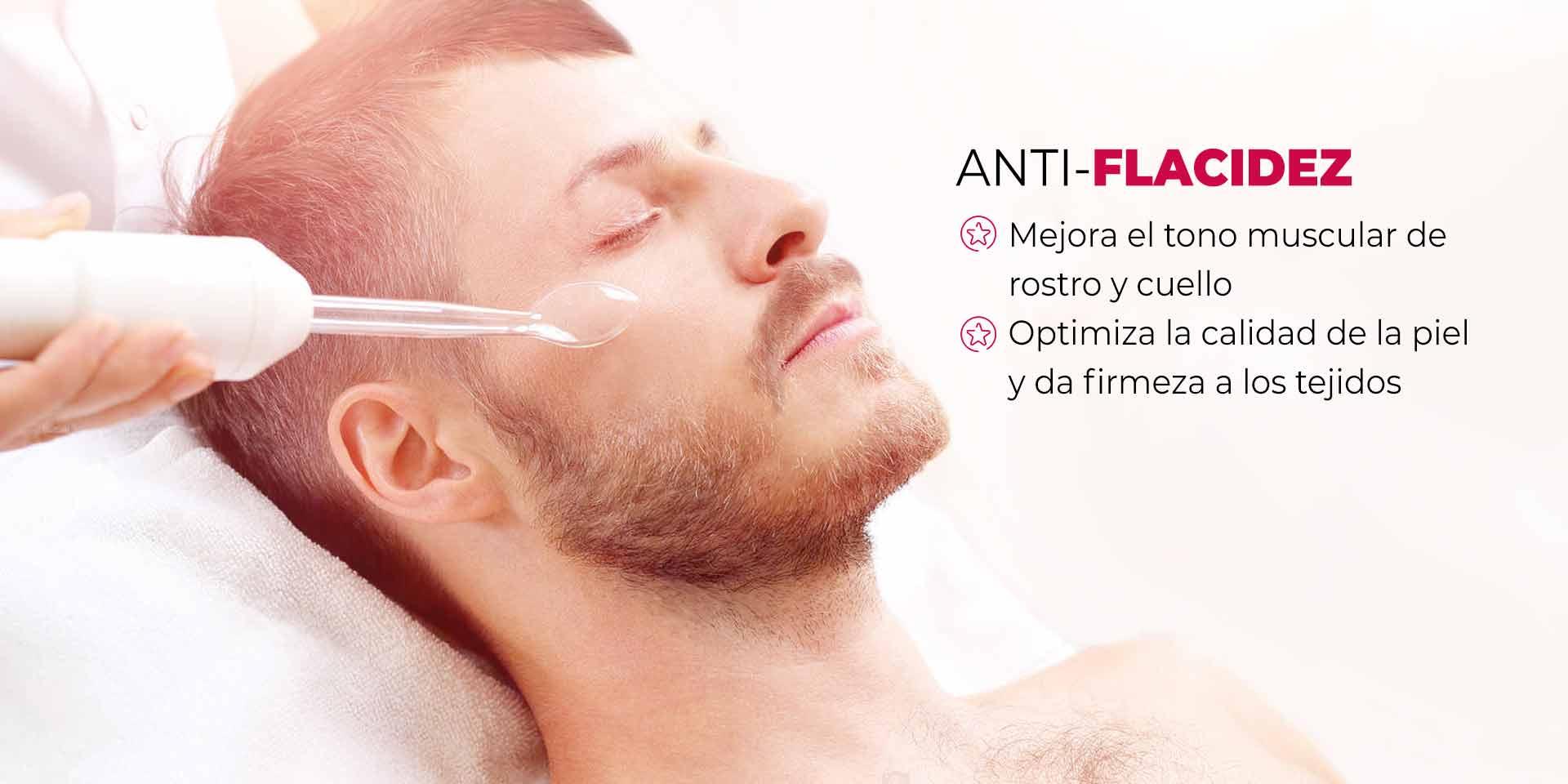 Tratamiento para la flacidez facial en hombres en CDMX
