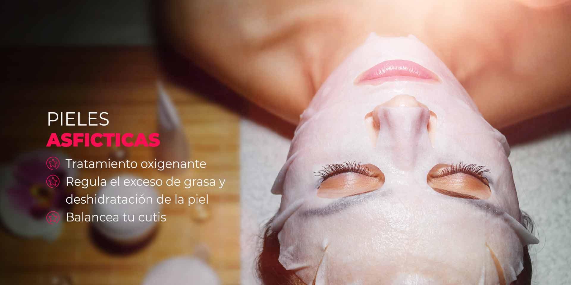 Tratamiento para pieles grasas, acne, cdmx