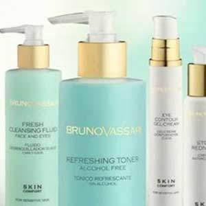 tratamiento calmante bruno vassari para pieles sensibles