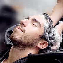 mascarilla para el cabello para hombres
