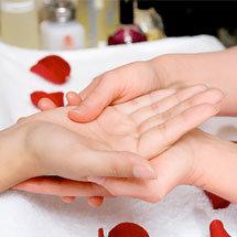 tratamiento para las manos