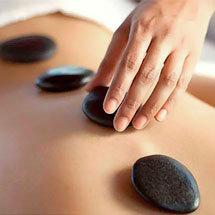 masaje con piedras calientes en CDMX
