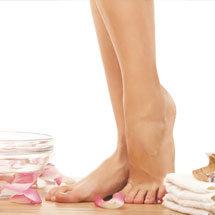 tratamiento para pies cansados