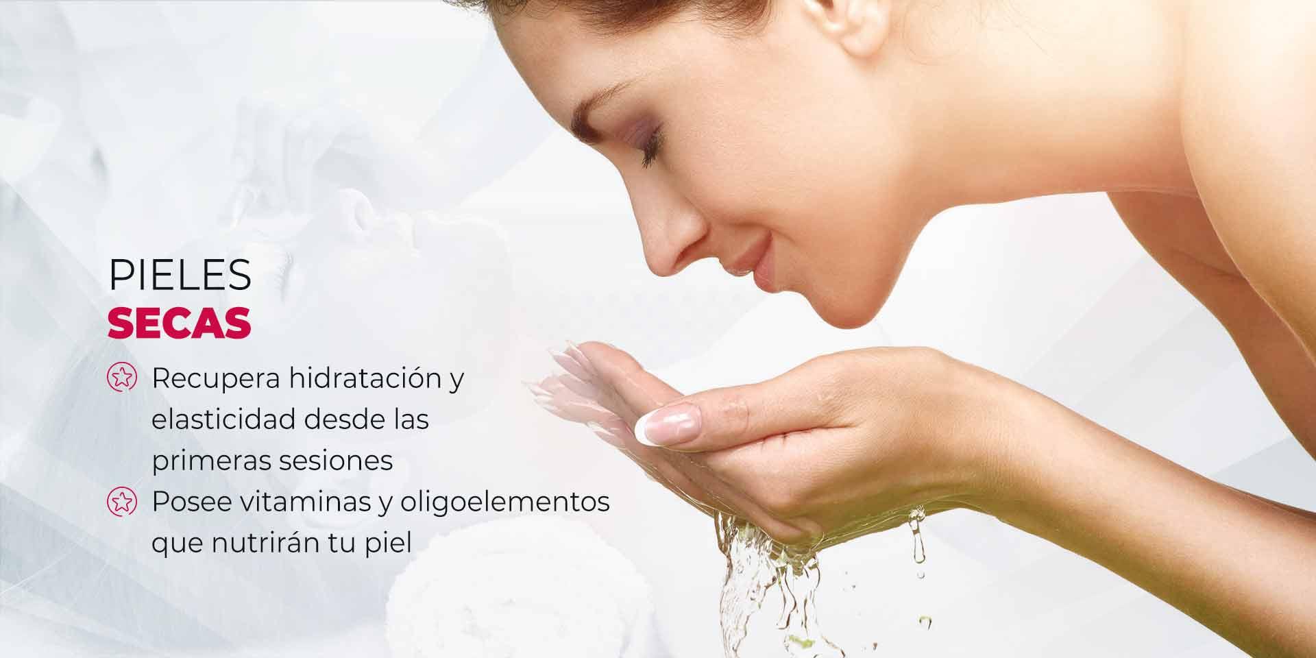 tratamiento para pieles secas en CDMX