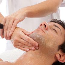tratamiento reafirmante facial para hombres