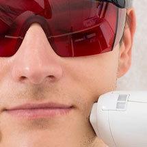 facial anti-envejecimiento con luz pulsada