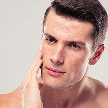 manchas en la piel en hombres