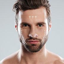 beneficios tratamientos faciales en hombres