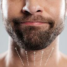beneficios de los faciales para hombres
