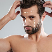 beneficios tratamiento facial para hombres