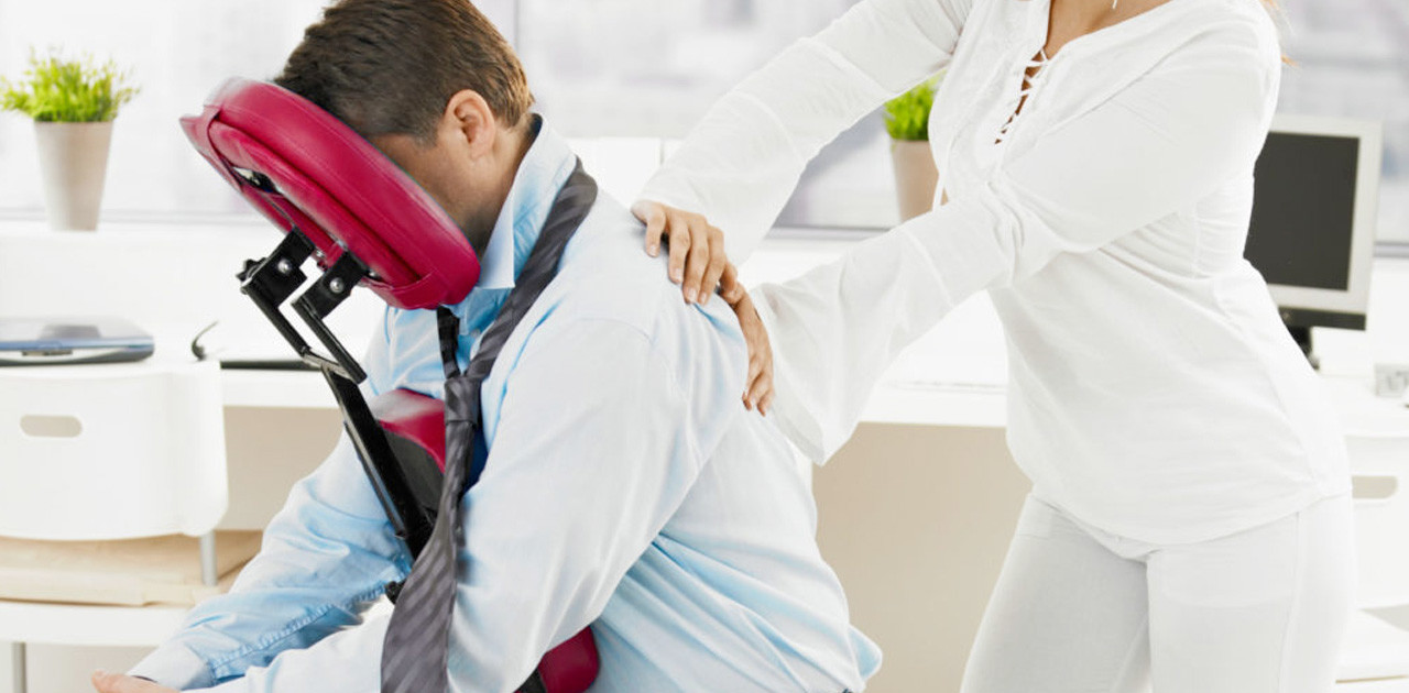 masajes corporativos en CDMX